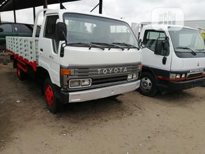 Toyota Dyna 2001 White | Trucks & Trailers for sale in Lagos State, Apapa