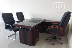 Office Table and Chairs | Furniture for sale in Lagos State, Ikeja