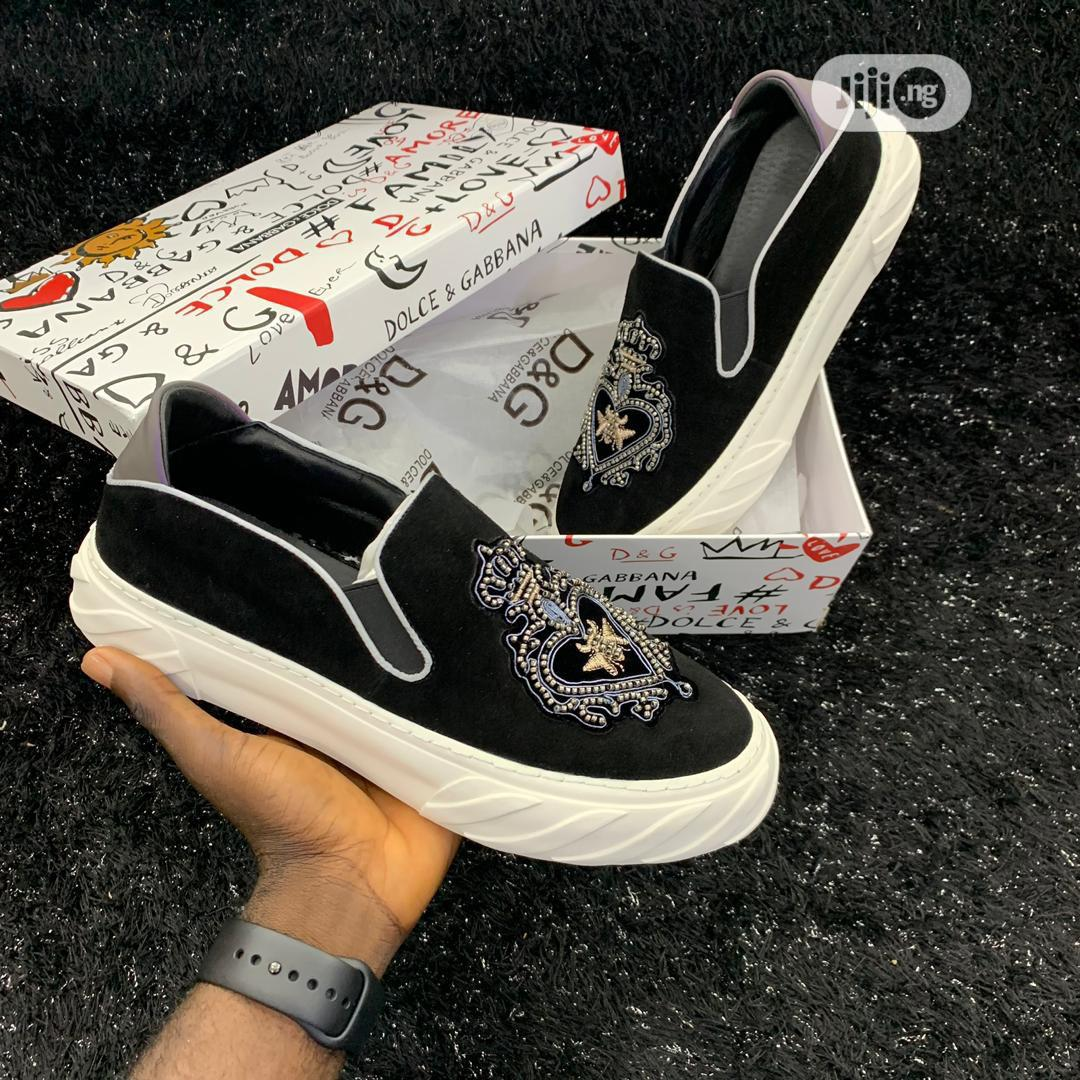 *DOLCE GABBANA SNEAKERS Size 40-45🔥 | Shoes for sale in Lagos Island (Eko), Lagos State, Nigeria