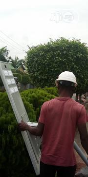 100watts All In One Solar Street Light | Solar Energy for sale in Akwa Ibom State, Ikot Abasi
