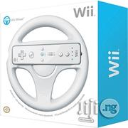 Nintendo Wii Wheel Wii Remote Controller Not Included | Accessories & Supplies for Electronics for sale in Lagos State