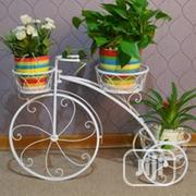 Re-sellers Wanted On Wrought Iron Tricycle Pot Holder | Manufacturing Services for sale in Yobe State, Damaturu