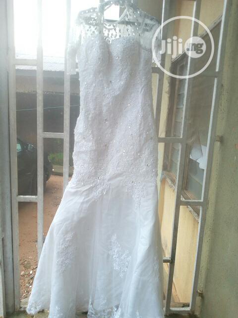 Beautiful Wedding Gown | Wedding Wear & Accessories for sale in Benin City, Edo State, Nigeria