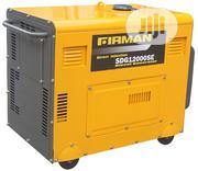 Original Firman 8.5 KVA Diesel Generator   Electrical Equipment for sale in Lagos State, Ilupeju