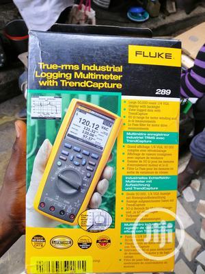 Fluke 289 Industrial Logging Multimeter | Measuring & Layout Tools for sale in Lagos State, Amuwo-Odofin
