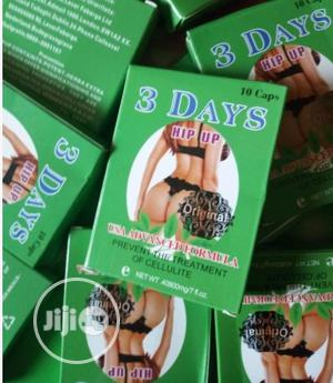 3 Days Hip Up - Attractive Bust, Hips & Butt Enlargement Capsule   Sexual Wellness for sale in Lagos State, Ikorodu