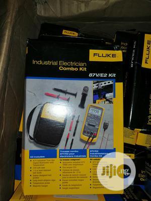 Fluke 87V/E2 Kit Multimeter   Measuring & Layout Tools for sale in Lagos State, Apapa