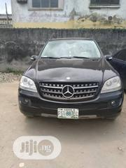 Mercedes-Benz M Class 2007 Black   Cars for sale in Lagos State, Lekki Phase 2