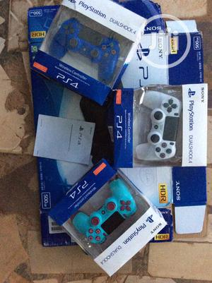 New Arrivals: New Ps4 Controllers | Accessories & Supplies for Electronics for sale in Abuja (FCT) State, Wuse