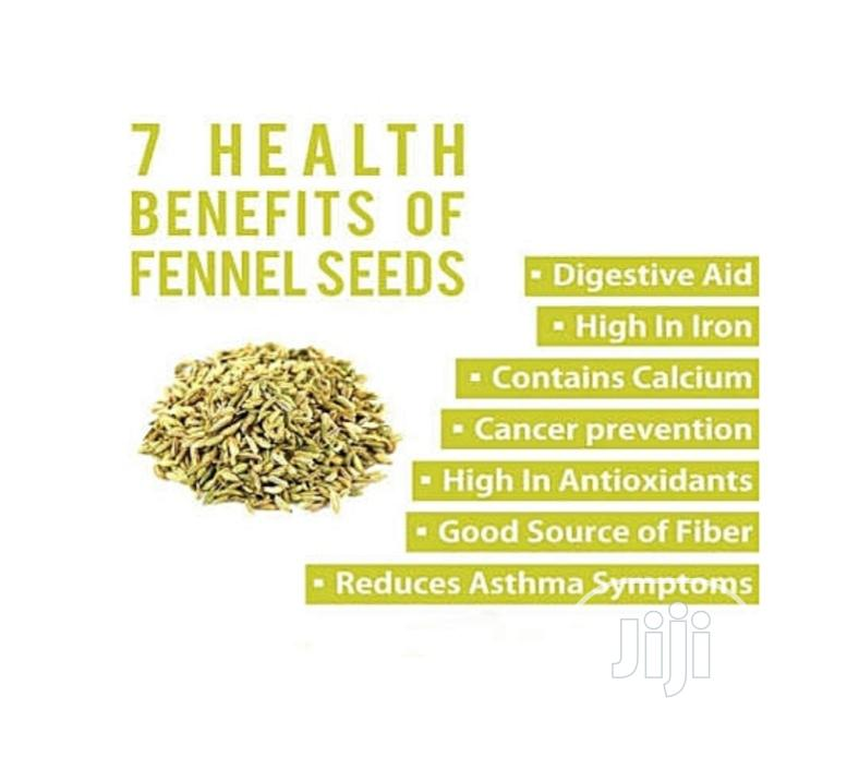 Natural Raw Fennel Seed For Skin, Health And Beaut