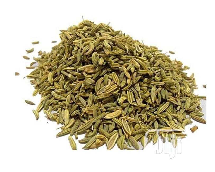 Natural Raw Fennel Seed For Skin, Health And Beaut   Vitamins & Supplements for sale in Mushin, Lagos State, Nigeria