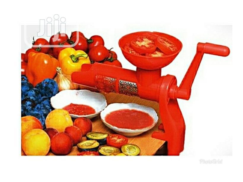 Manual Hand Blender For Tomato Pepper Onions Fruits Vegetable Herbs