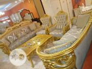 Imported Royal Family Turkey Sofas Chairs. View | Furniture for sale in Lagos State, Ikeja