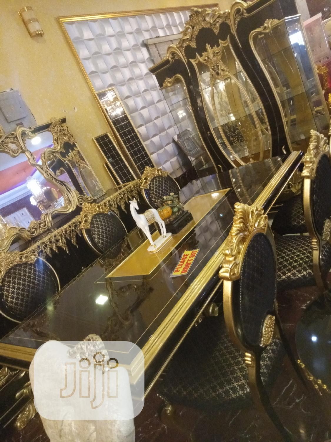 Imported Royal Family Turkey Sofas Chairs. View   Furniture for sale in Ikeja, Lagos State, Nigeria