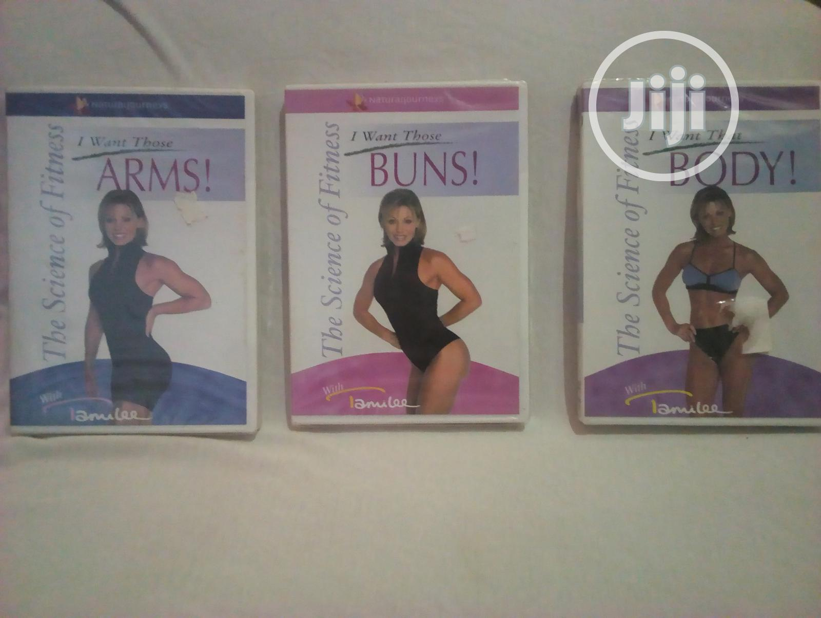 Work Out DVD | Sports Equipment for sale in Wuse 2, Abuja (FCT) State, Nigeria