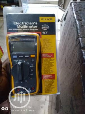Fluke 117 Multimeter | Measuring & Layout Tools for sale in Lagos State, Amuwo-Odofin