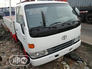 Toyota Dyna 2001 White   Trucks & Trailers for sale in Lagos State, Apapa