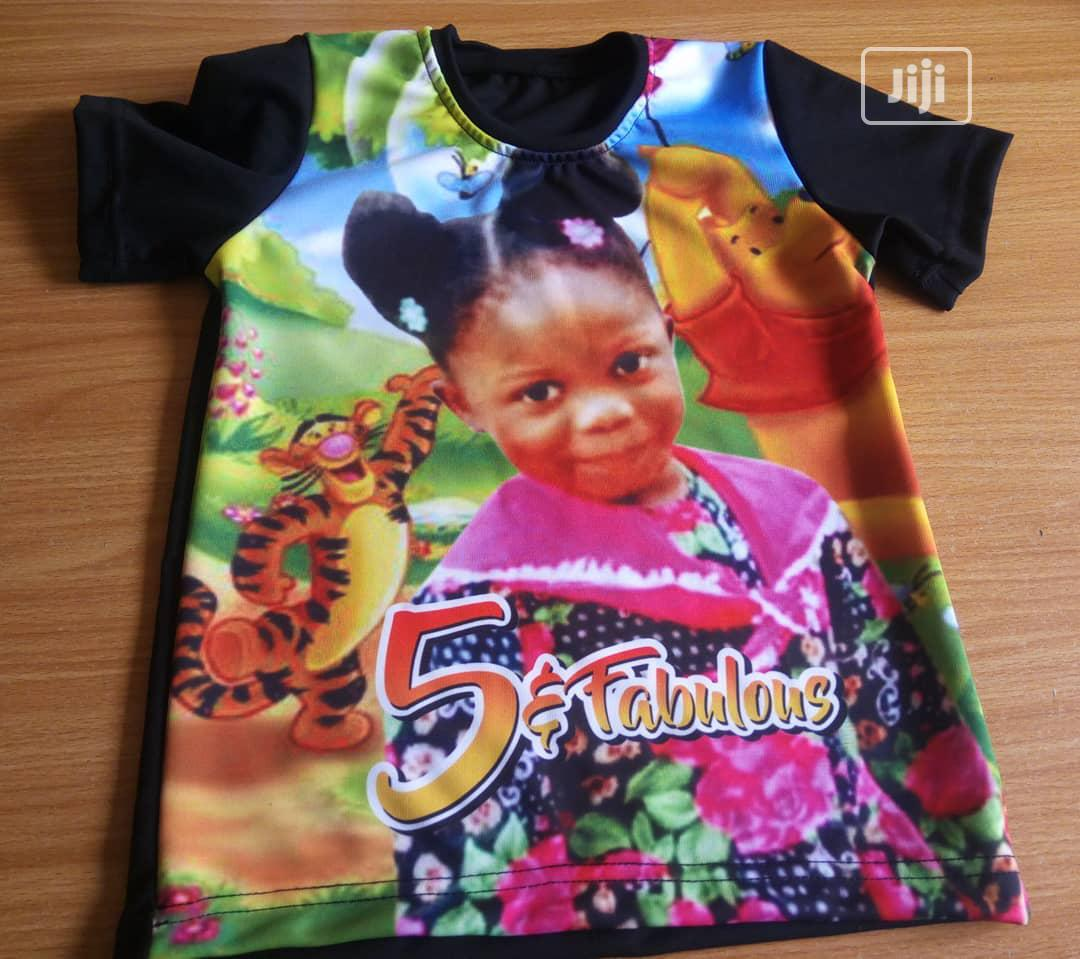 3D Image T-shirts | Clothing for sale in Surulere, Lagos State, Nigeria