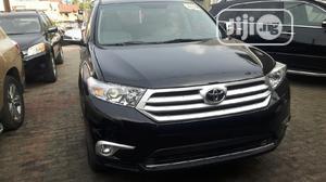 Toyota Highlander 2011 Black   Cars for sale in Lagos State, Ojota