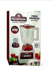 Rashnik 350w Quality Blender + Grinder | Kitchen Appliances for sale in Lagos State, Mushin