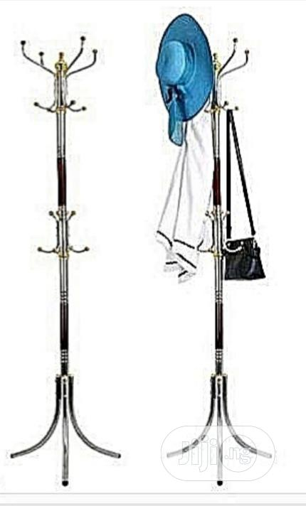 Coat Suit & Bag Hanger Rack Holder | Home Accessories for sale in Mushin, Lagos State, Nigeria