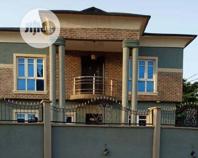 Spacious Block Of 7 Flat Of 3/2 Bedroom Flats At Ijegun Road For Sale