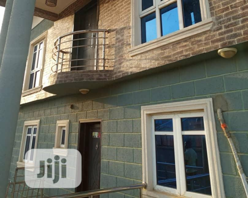 Spacious Block Of 7 Flat Of 3/2 Bedroom Flats At Ijegun Road For Sale | Houses & Apartments For Sale for sale in Alimosho, Lagos State, Nigeria