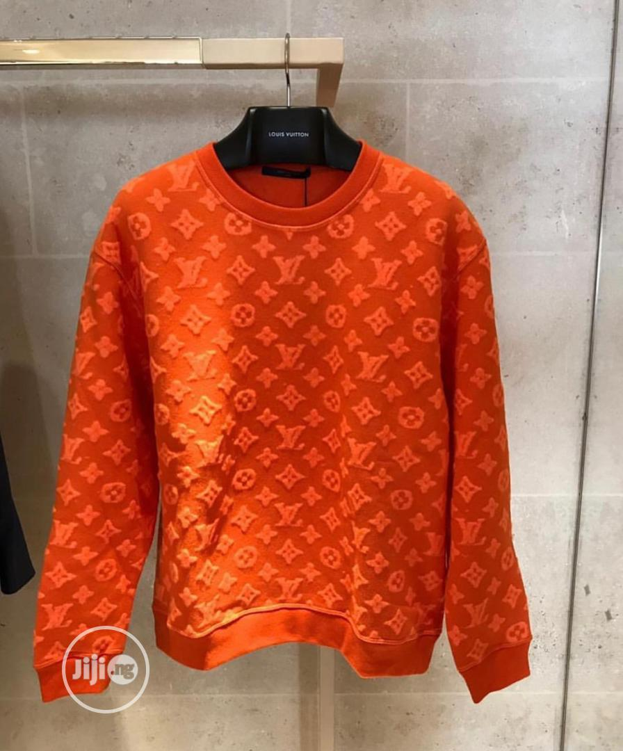 Louis Vuitton Men's Quality Sweatshirt
