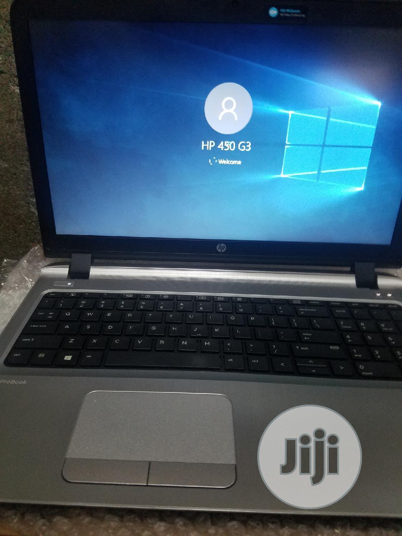 Laptop HP ProBook 450 G3 8GB Intel Core i5 HDD 1T