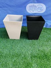 Quality Black And White Flower Pots | Garden for sale in Katsina State, Dandume