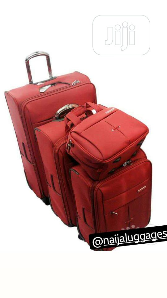 Sensamite Set Luggage