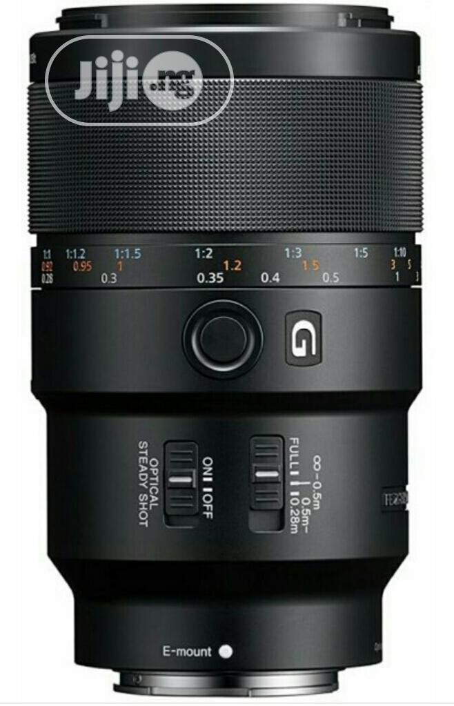 Sony 90mm G Mater Lens 2.8 Mega | Accessories & Supplies for Electronics for sale in Ikeja, Lagos State, Nigeria