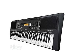 Yamaha PSR E363 Portable Keyboard Piano With Adapter | Musical Instruments & Gear for sale in Lagos State, Ojo
