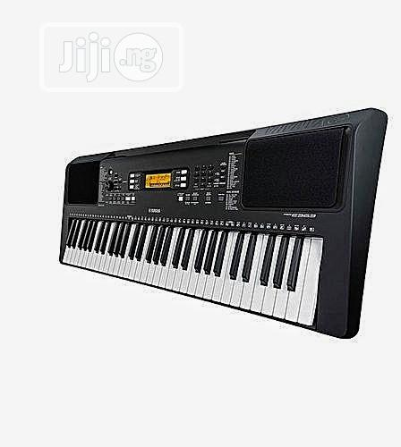 Yamaha PSR E363 Portable Keyboard Piano With Adapter | Musical Instruments & Gear for sale in Ojo, Lagos State, Nigeria