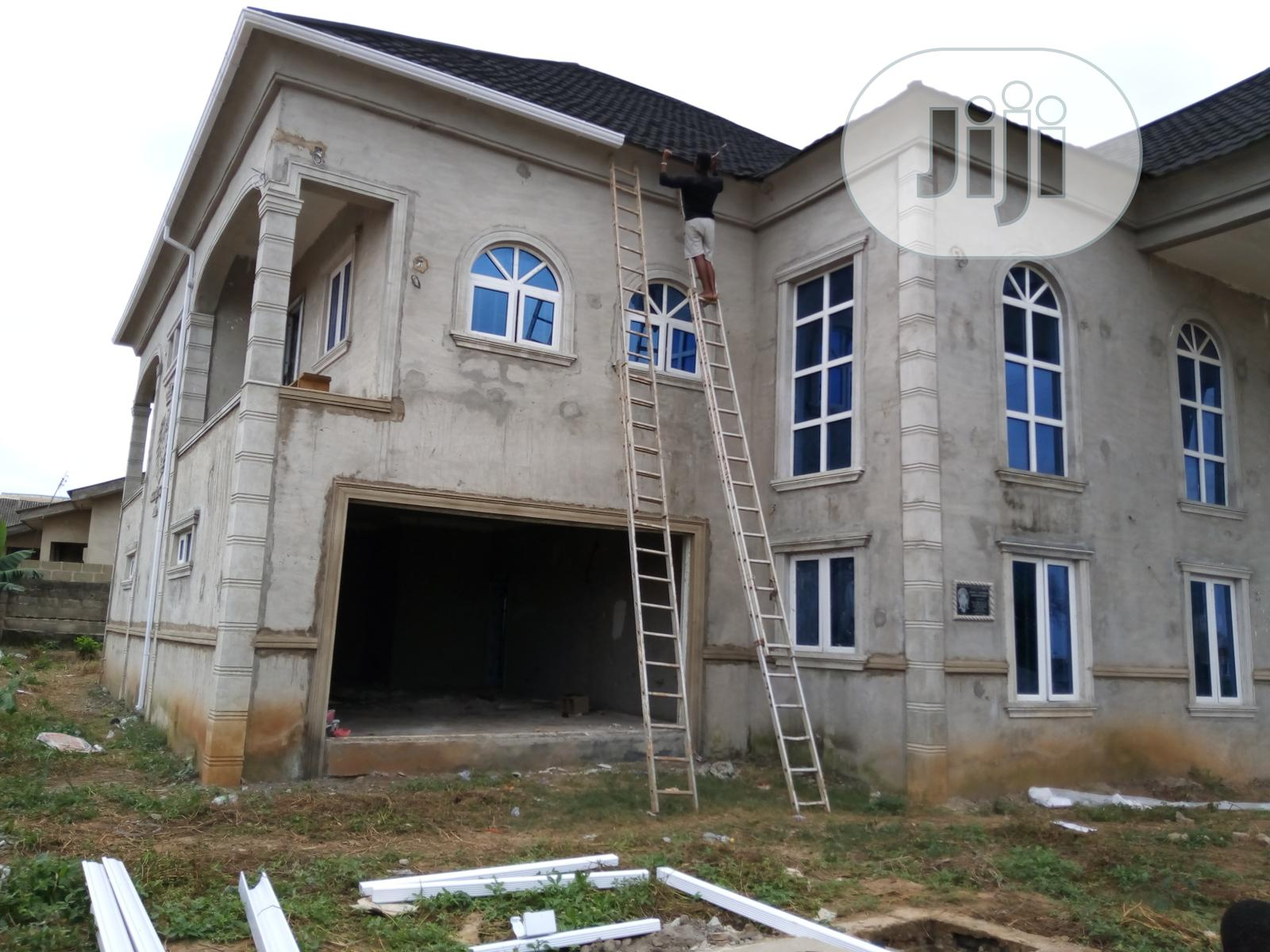 Water Collector or Rain Water Gutter   Building & Trades Services for sale in Oshimili South, Delta State, Nigeria