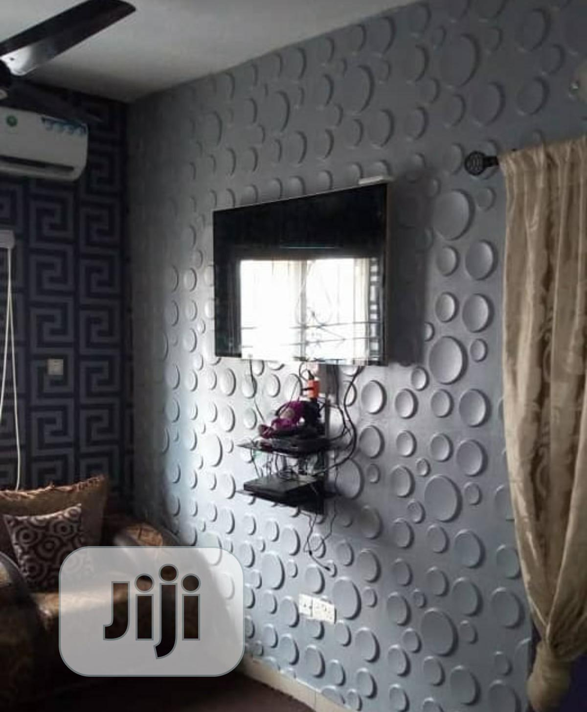 3D Panel Now Available. Fracan Wallpaper Ltd Abuja | Home Accessories for sale in Galadimawa, Abuja (FCT) State, Nigeria