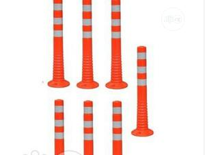 Mount Delineator Reflective Warning Post - 7 Pieces By Hiphen | Safetywear & Equipment for sale in Abia State, Umuahia