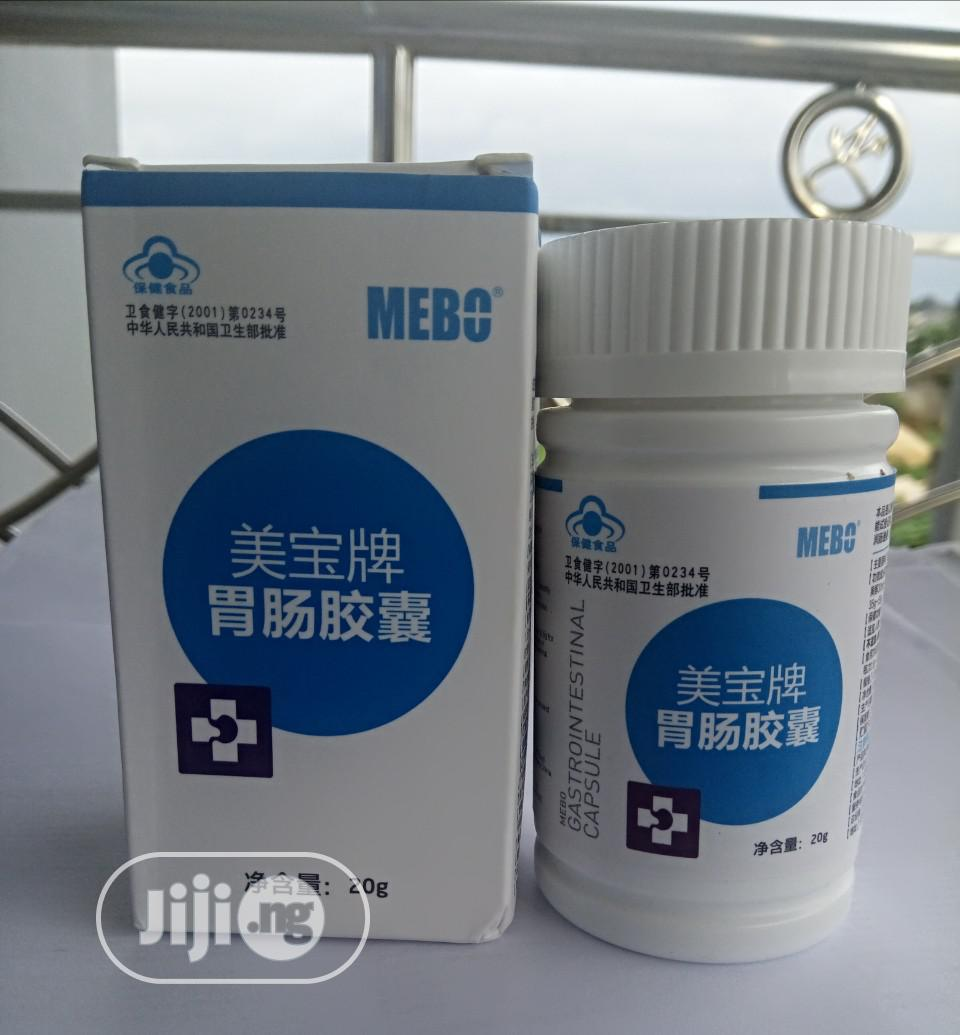 Free Yourself From Ulcer Permanently With Mebo GI Capsules Norland