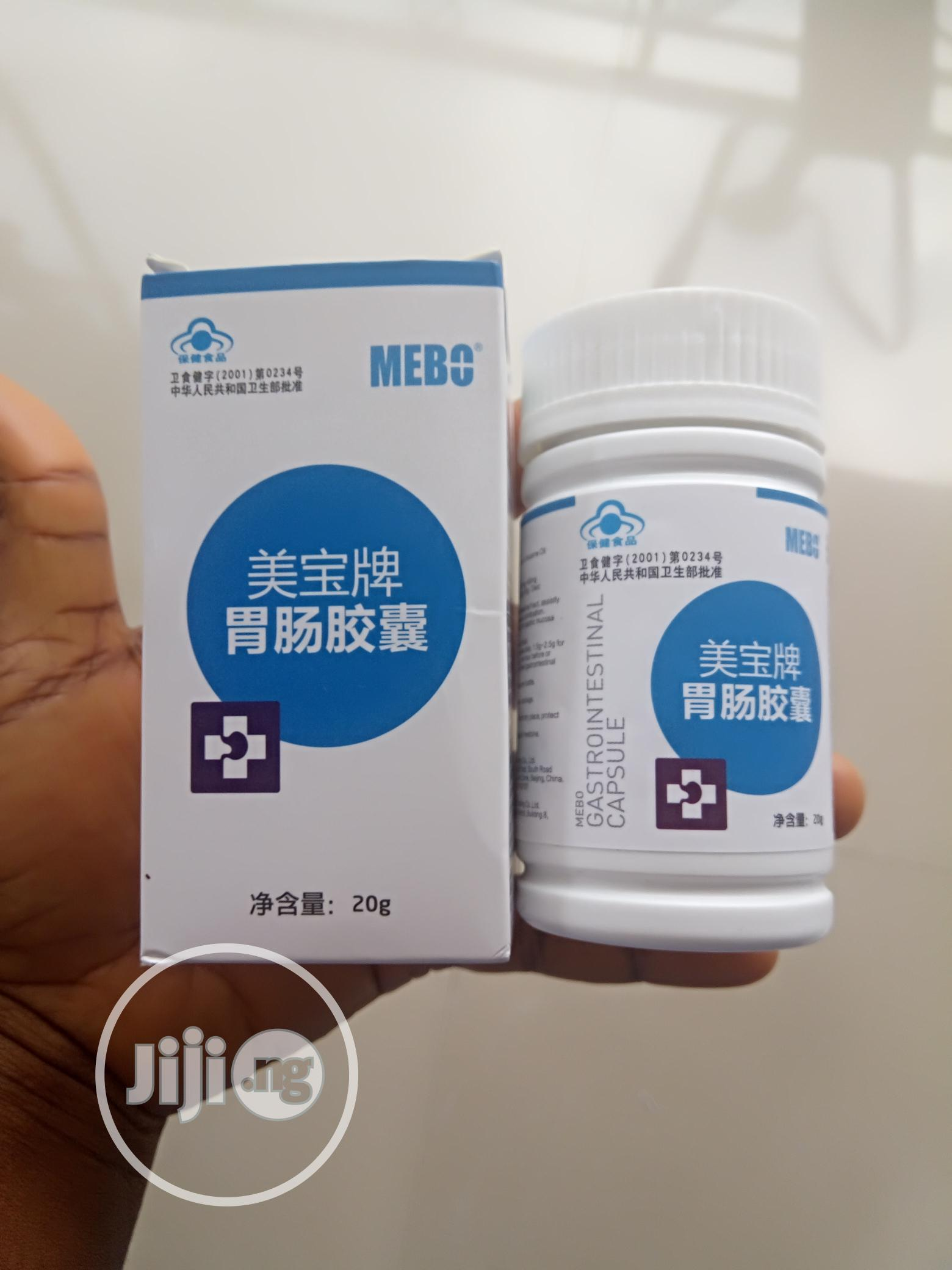 Free Yourself From Ulcer Permanently With Mebo GI Capsules Norland   Vitamins & Supplements for sale in Gwarinpa, Abuja (FCT) State, Nigeria