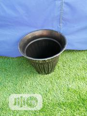 Metal Adorable Flower Pots For Sale | Garden for sale in Kano State, Bichi