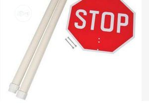 Super Grade Reflective STOP Sign By Hiphen Sol | Safetywear & Equipment for sale in Nasarawa State, Lafia