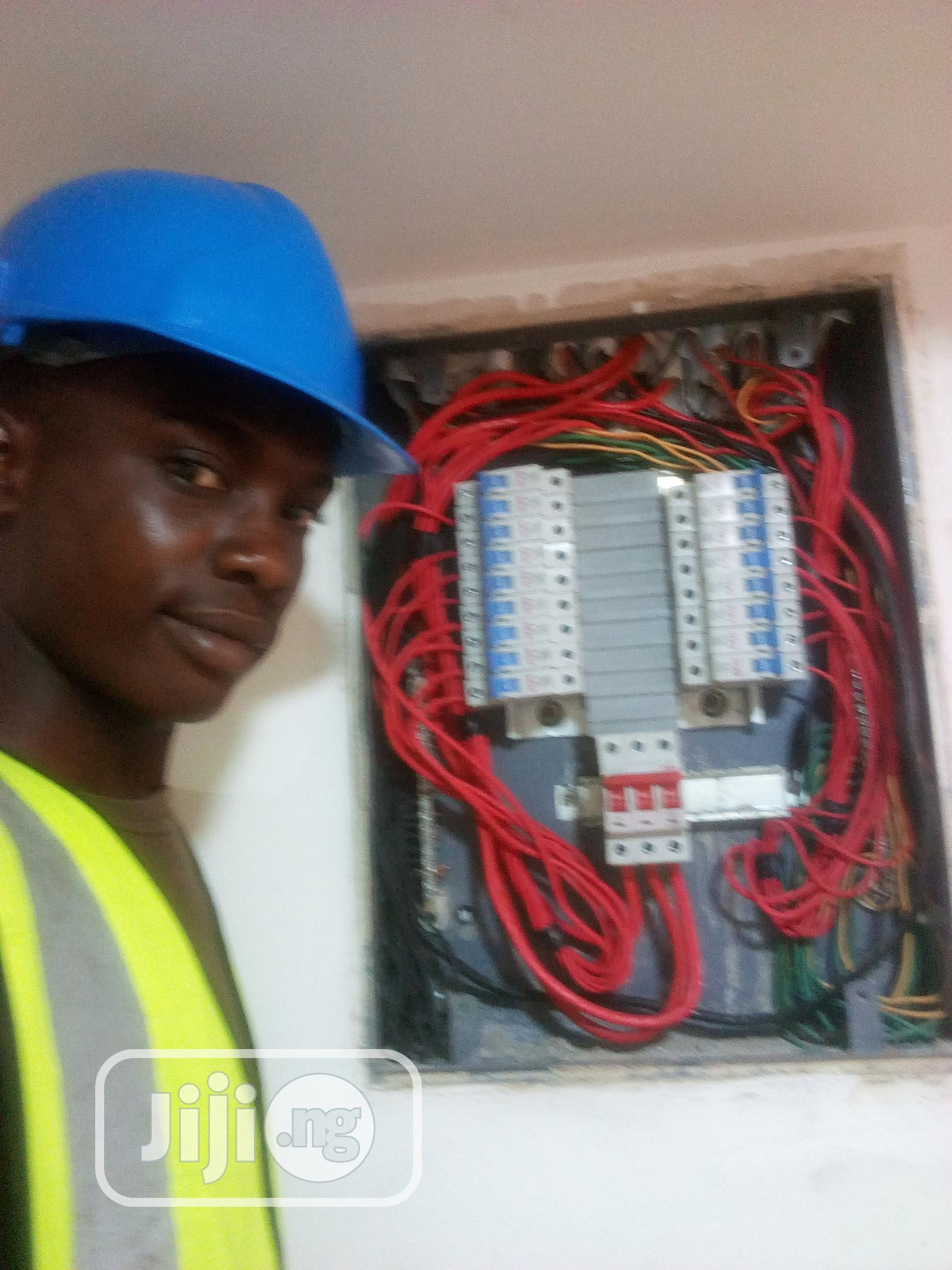 Electrician | Building & Trades Services for sale in Lagos Island (Eko), Lagos State, Nigeria