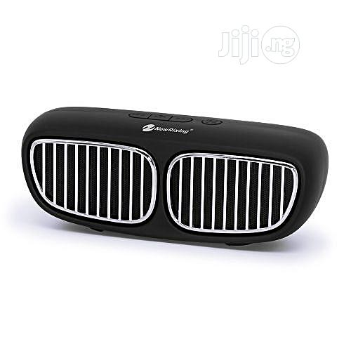 New Rixing Wireless Bluetooth Stereo Speaker Portable Player