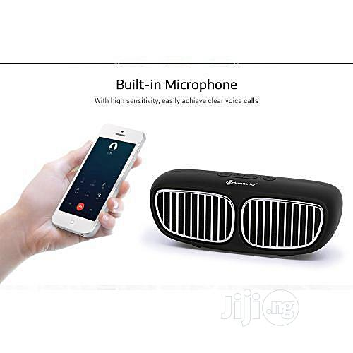 New Rixing Wireless Bluetooth Stereo Speaker Portable Player   Audio & Music Equipment for sale in Lagos State, Nigeria