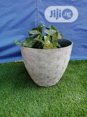 Ceramic Brown Flower Planter For Sale | Garden for sale in Ondo State, Idanre