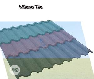 Milano Waji Gerard Stone Coated Roof New Zealand Standard   Building Materials for sale in Lagos State, Maryland