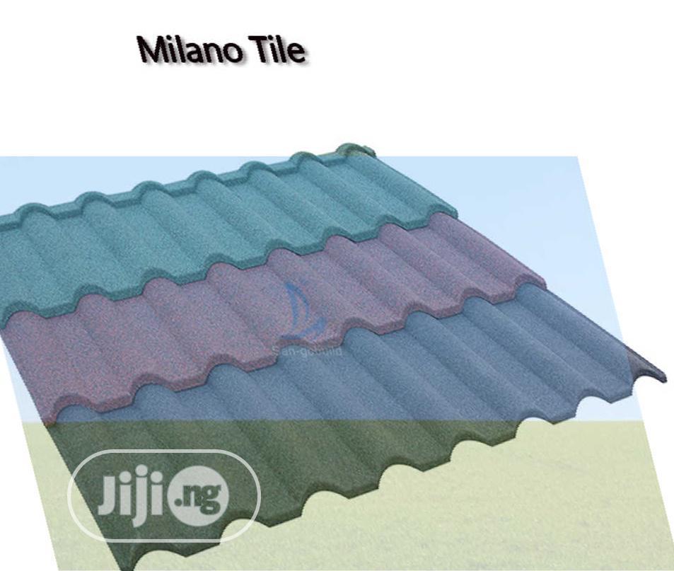 Milano Waji Gerard Stone Coated Roof New Zealand Standard