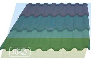 Waji Classic Gerard Stone Coated Roof New Zealand Standard   Building Materials for sale in Lagos State, Oshodi