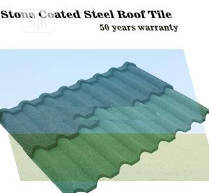 Waji Roman Gerard Stone Coated Roof New Zealand Standard   Building Materials for sale in Lagos State, Victoria Island