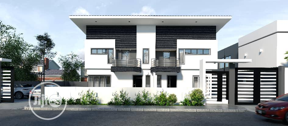 6 Bedroom Duplex At Lakeview Estate Amuwo-odofin For Sale